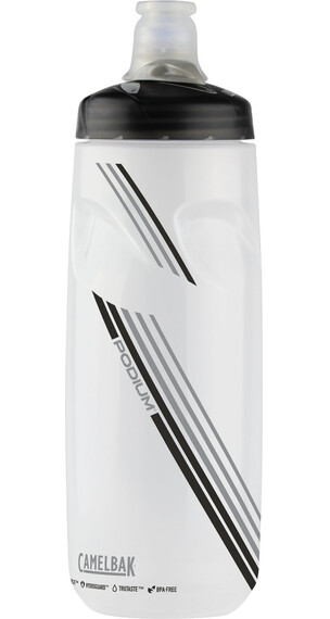 CamelBak Podium Trinkflasche 710ml clear carbon